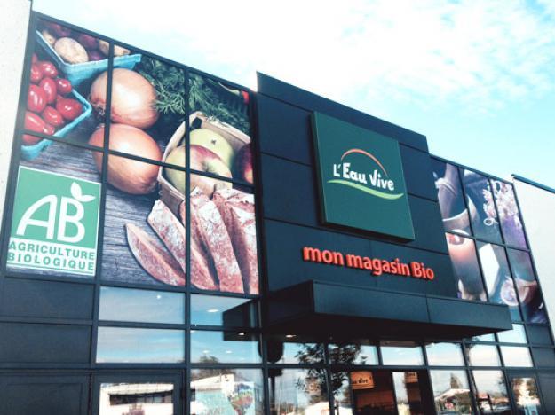 L'Eau Vive – Épicerie Magasin Bio – Plaisance du Touch