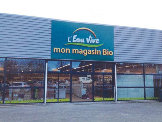 L'Eau Vive – Épicerie Magasin Bio – Seysses