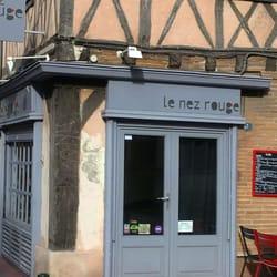 Le nez rouge – Restaurant Bio – Toulouse