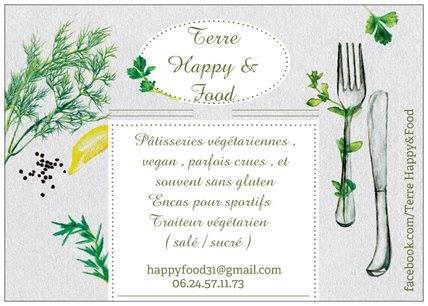 Terre Happy & Food - Traiteur Bio – Toulouse